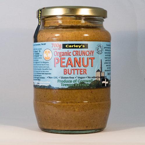 Crunchy Peanut Butter - Organic