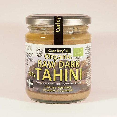 Raw Dark Tahini - Organic