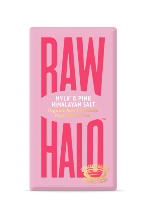 Mylk Chocholate & Pink Salt 35G