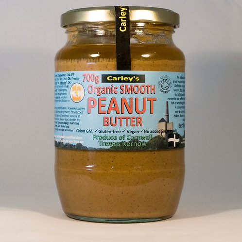 Smooth Peanut Butter - Organic