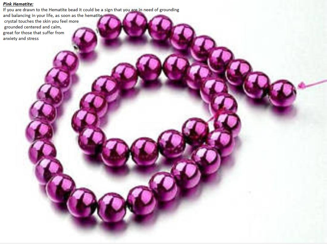 Pink Hematite