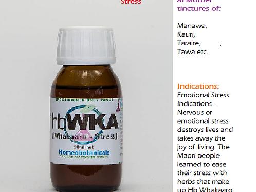 Whakaaro -Stress Formula -25ml