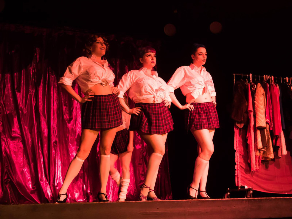 SHINE: A Burlesque Musical