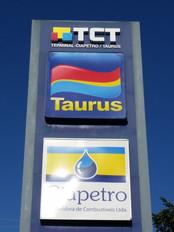 A implantação do TCT Taurus