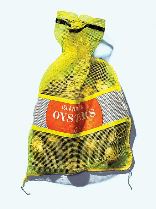 50 Dozen Meishi Oysters
