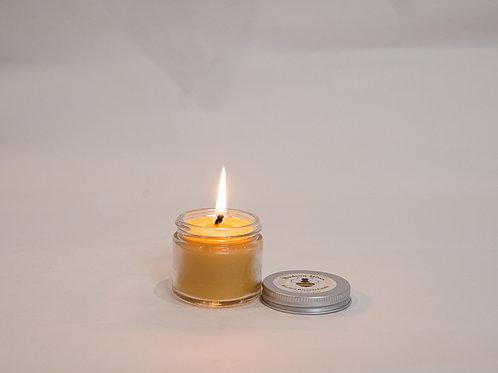 Zen Beeswax Candle