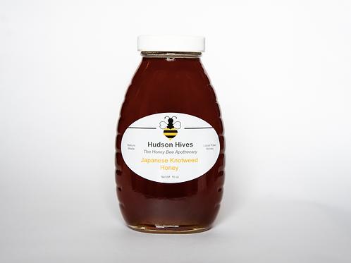 Japanese Knotweed Honey