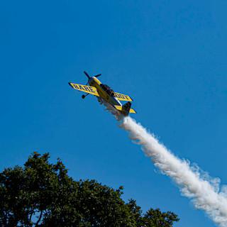 Stunt vliegtuig
