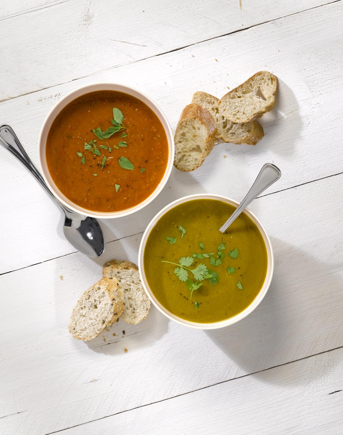 Puree soepen
