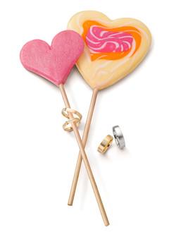 Ringen  lollipop