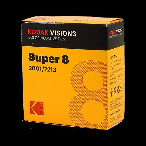 Kodak Vision 200T, con sviluppo compreso