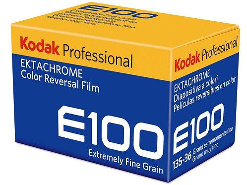 Kodak Ektachrome E100 con sviluppo ed intelaiatura compresi