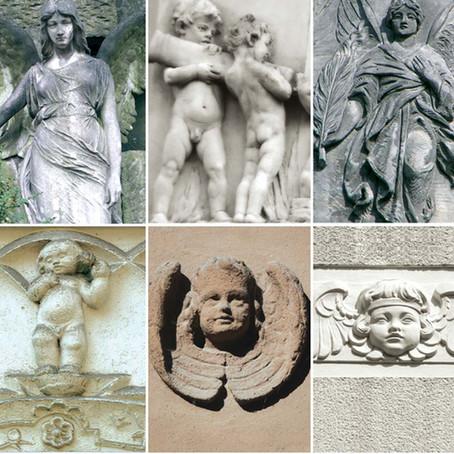 Die (Schutz-) Engel von Friedenau