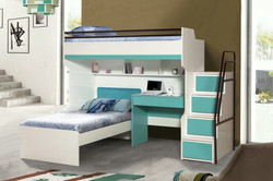 BUENO WITH BED AND DESK