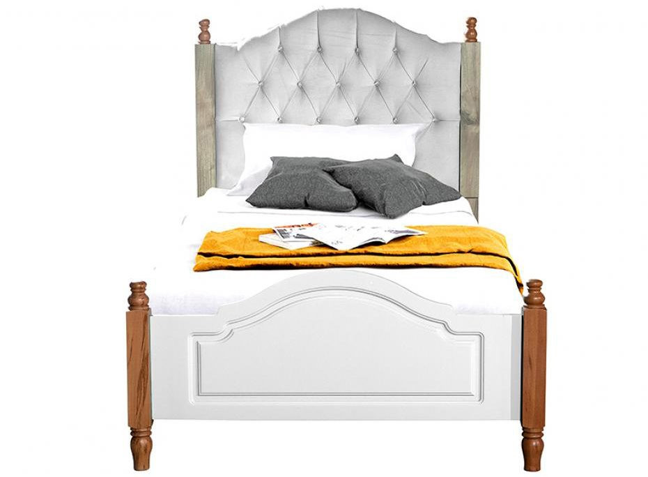 COUNTRY WHITE BED