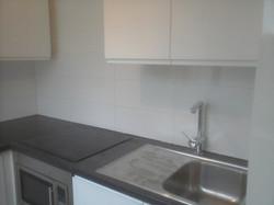 Küchenwand Fliesen Weiß