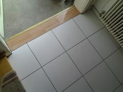 Bodenfliesen 30x30cm Weiß