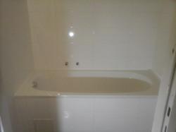 Badezimmer Badewanne Weiß