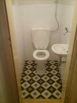 WC Vintage Rustikal