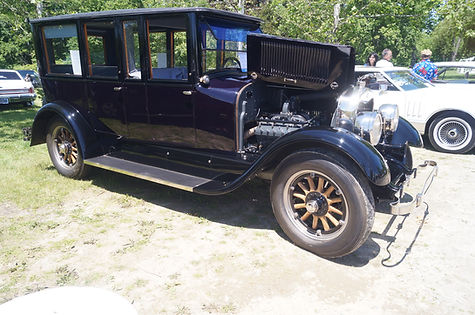 1921 Lincoln           L Limousine.JPG