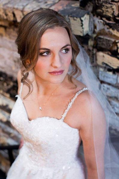 Bridal Makeup in Stillwater