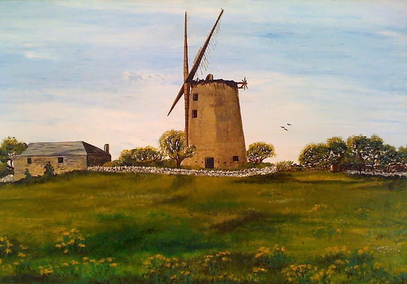 Chris Tatam Anglesey Old Mill