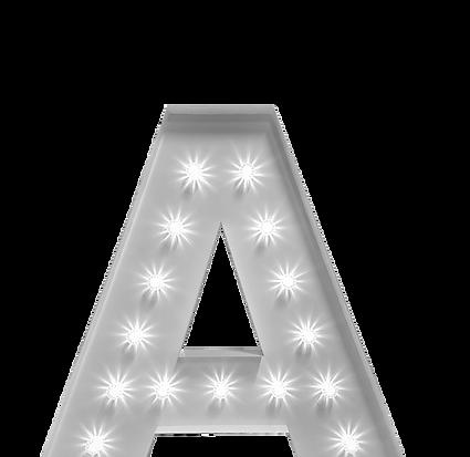 Letter Lights Dancefloor Hire Scotland Big Bright Letters