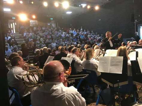 Sutton in Ashfield Concert Review