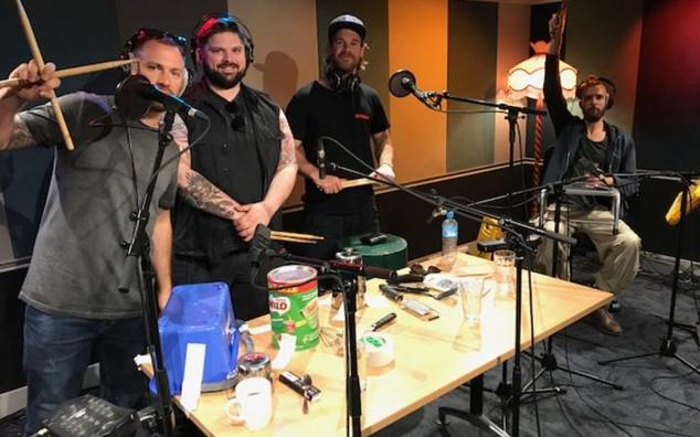 Radio NZ - May 2018