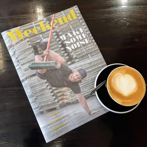 NZ Herald - May 2018