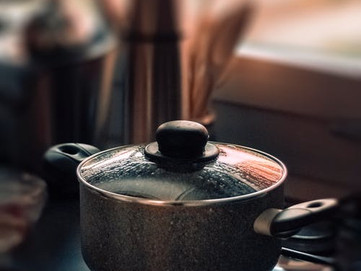 בישול בערב פסח?