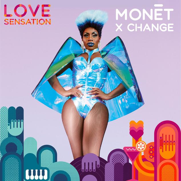 MONET X CHANGE