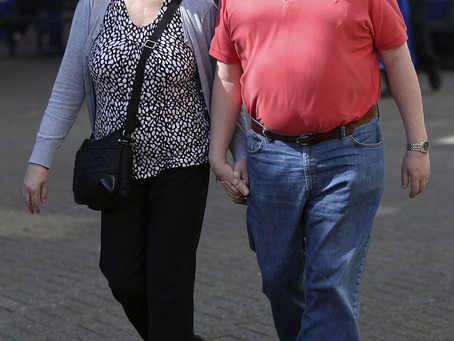 Report Shows Obesity Rates Are Closely Linked to Covid Deaths