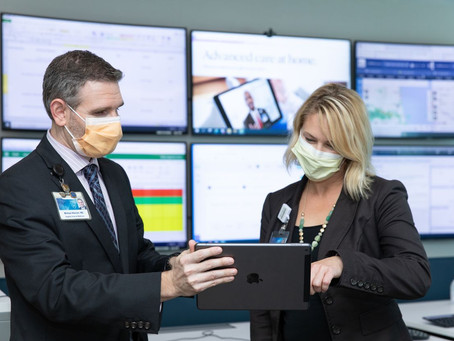 Startups Focus on Hospital Care in the Home
