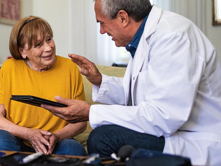 The Future of Home Healthcare Technology