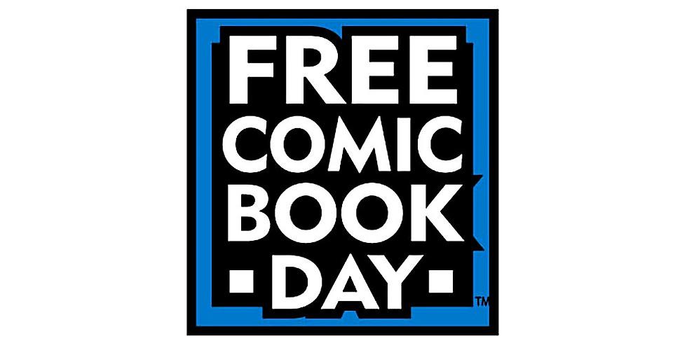 Dave & Adam's Free Comic Book Day