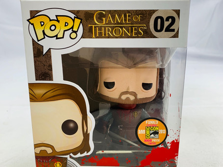 Ever want to see what a $1,000 Funko POP looks like?