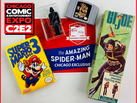 The Team is Headed to Chicago C2E2 2019!!