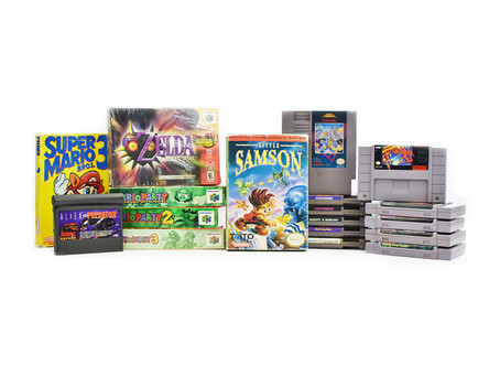 Get Cash for Toys also buys Video Game Collections!