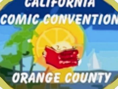Comic Buyers Headed to Cal Comic Con!