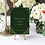 Author quote book wedding table centrepiece
