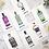 Thumbnail: Gin bottle table names