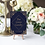 Book theme wedding table numbers
