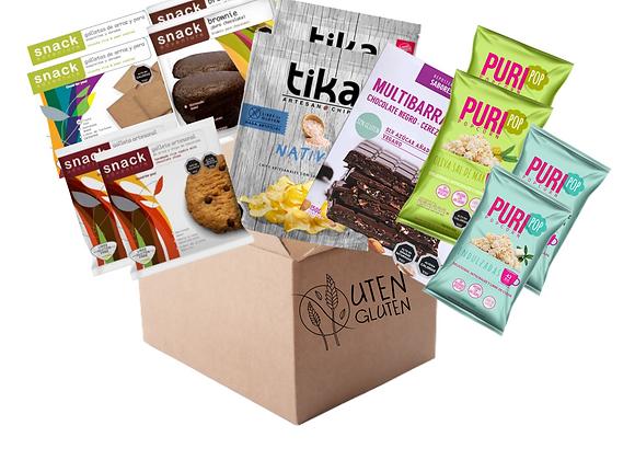 Uten Gluten Box Snacks