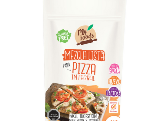 MyFoods - Pizza integral