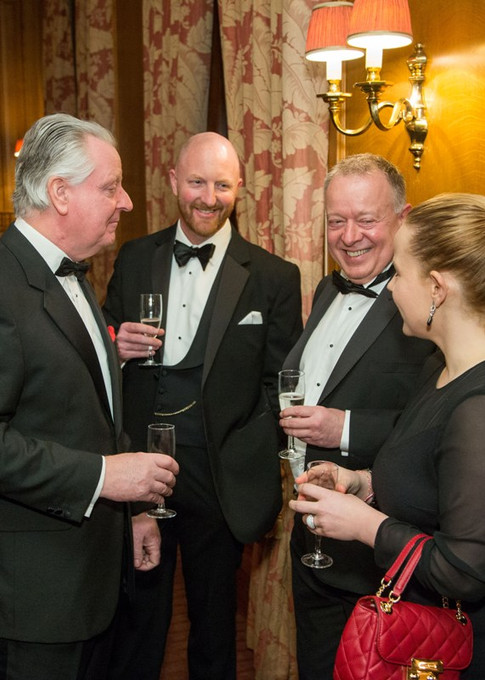 2017 Annual Dinner at the Inner Temple, London