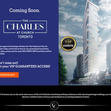 THE CHARLES CONDOMINIUM WEBSITE