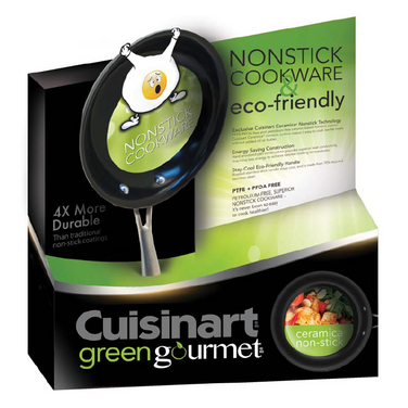 Package Design for Cusinart Gourmet brand of cooking products