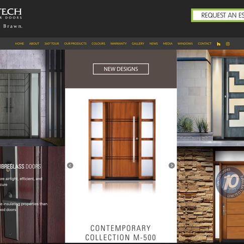 Unitech  Doors Website.png