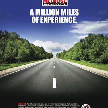 Melrose Paving Single Page AD